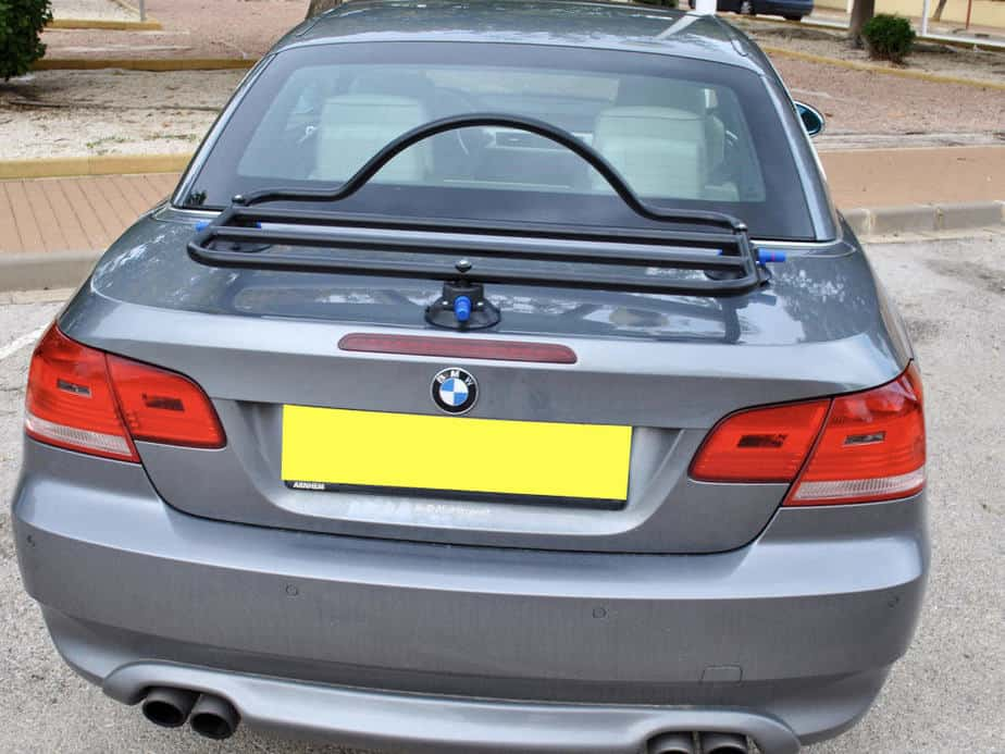 revo rack bmw 3 series convertible luggage rack e93