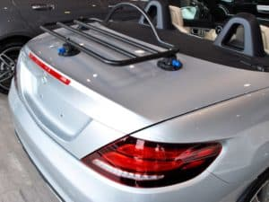 Mercedes Benz SLC Luggage Rack