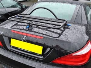 Mercedes SL Luggage Rack For R231
