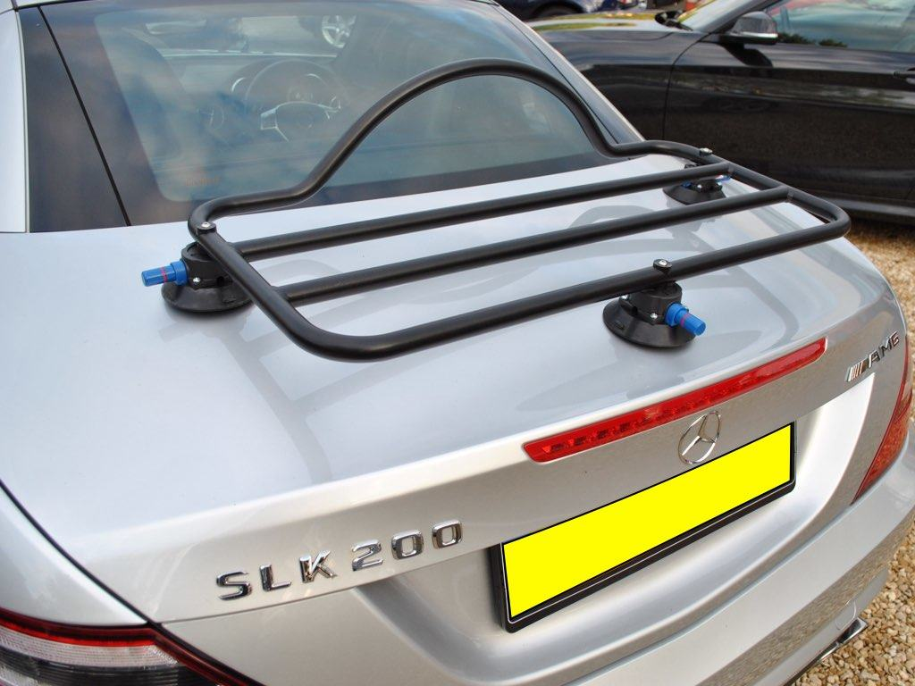 Mercedes SLK R172 Luggage Rack