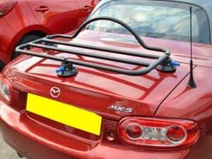Mazda MX5 Roadster Coupe Luggage Rack