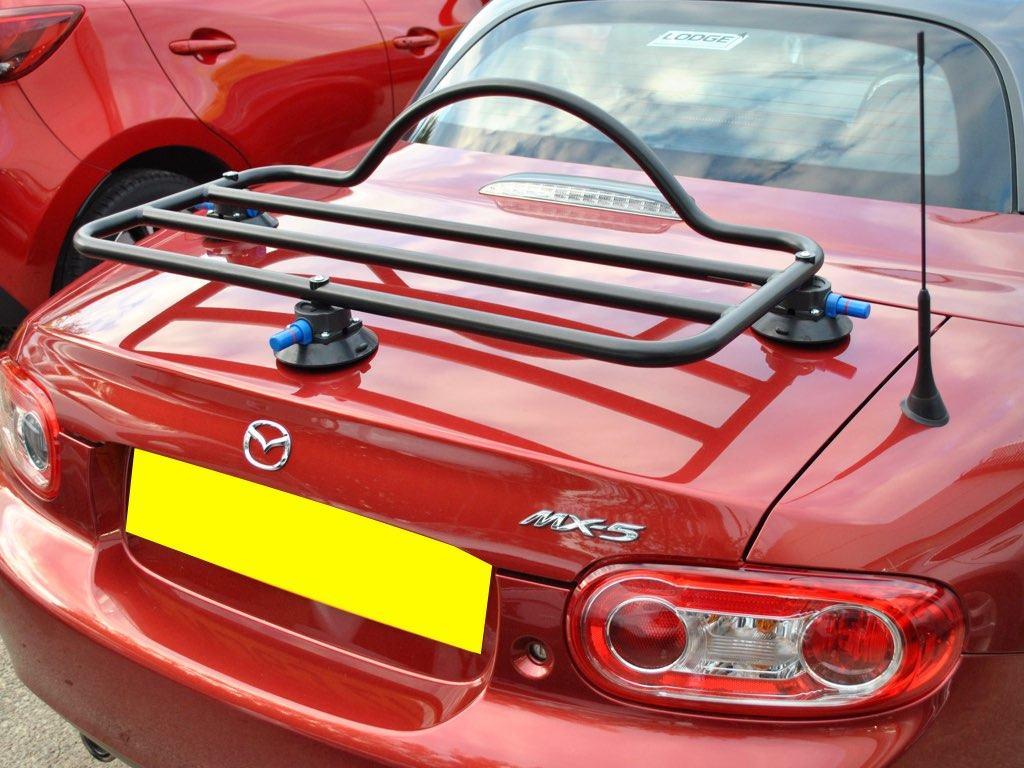 MX5 Roadster Coupe Luggage Rack