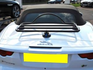 Revo Rack Jaguar F Type Luggage Rack