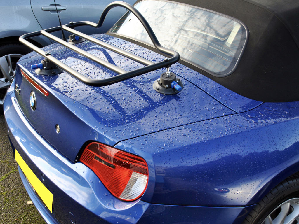 revo rack BMW Z4 E85 Luggage Rack