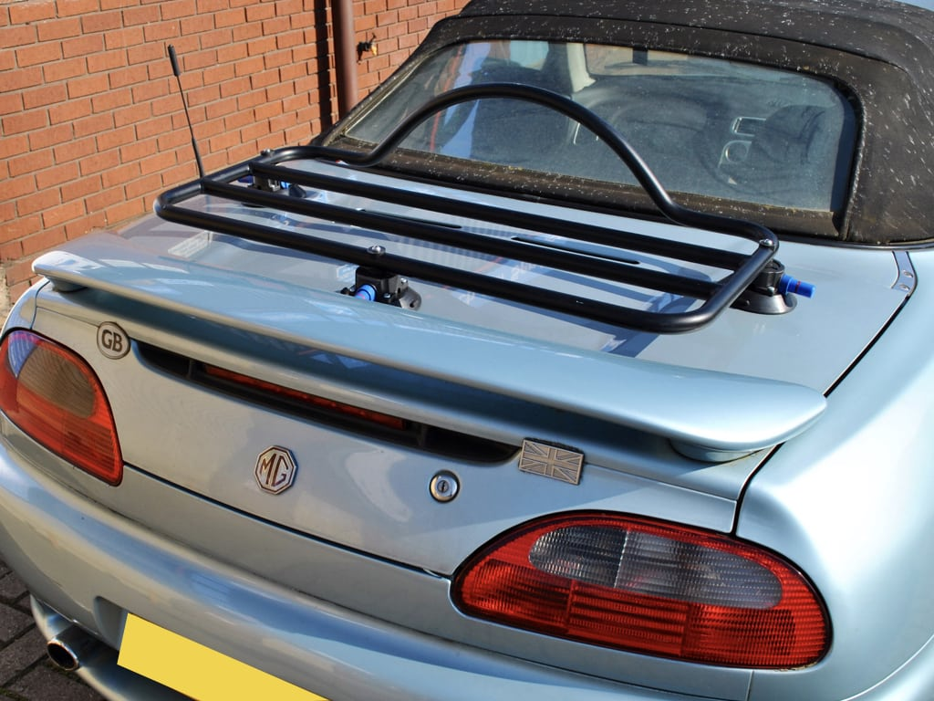 mgf luggage rack