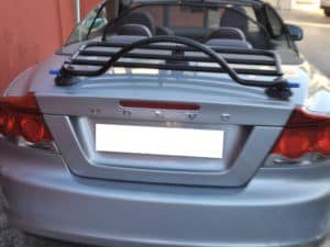 Volvo C70 Luggage Rack