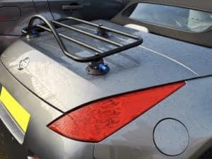 porte-bagages nissan 350z cabriolet