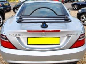 Porte-bagages Mercedes SLK R172