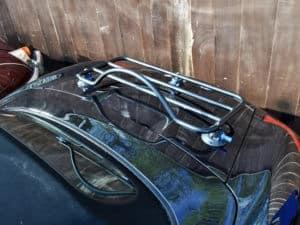 Porsche Boxster 987 Luggage Rack