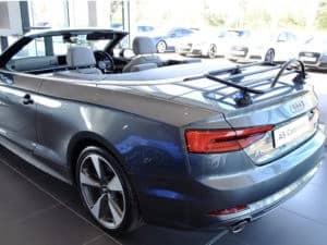 Audi A5 Convertible Luggage Rack