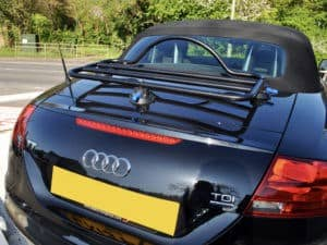 Audi TT MK2 Convertible Luggage Rack