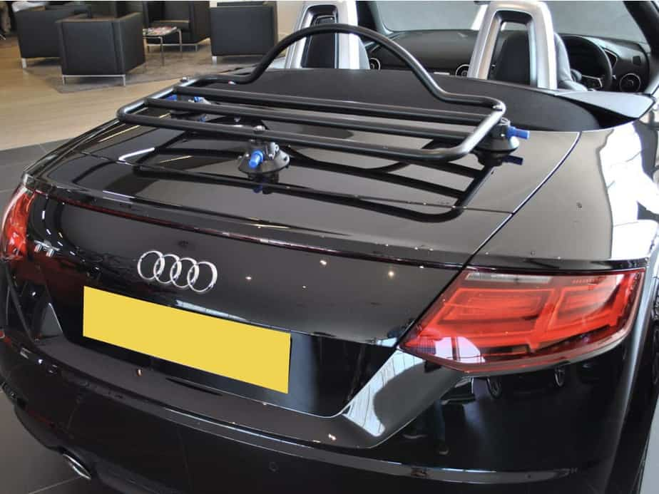 Audi TT Mk3 Convertible boot luggage rack