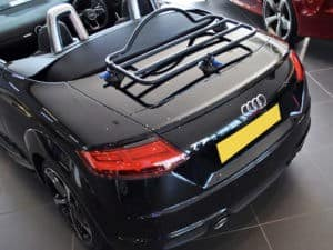 audi tt mk3 convertible luggage rack