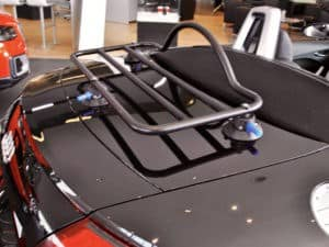 Audi TT MK3 Convertible Luggage Rack : Revo-Rack