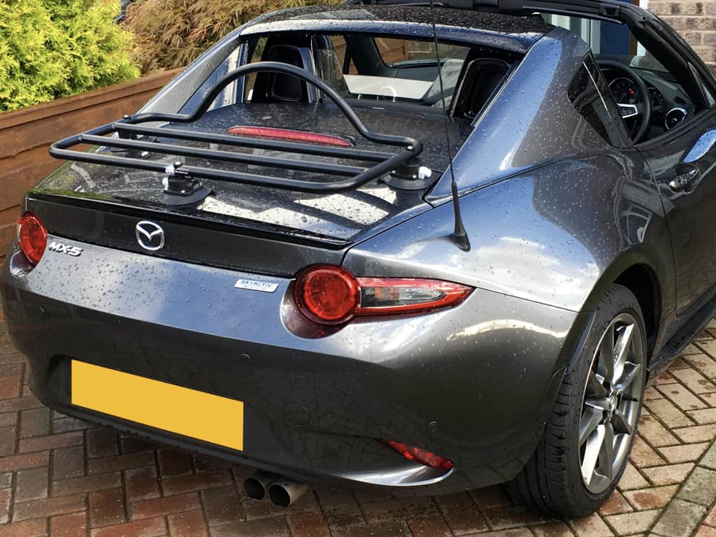 mazda miata mx5 rf luggage rack