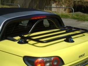 Porte-bagages Smart Roadster Cabriolet