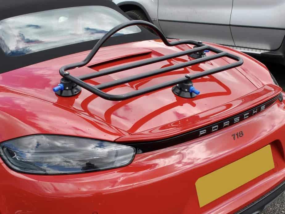 Porsche Boxster 718 Luggage Rack