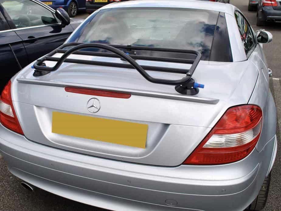 mercedes slk luggage rack r171 2006-11