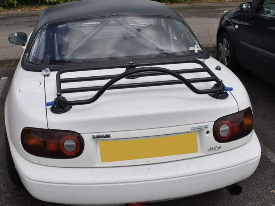Mazda MX5 MK1 Luggage Rack