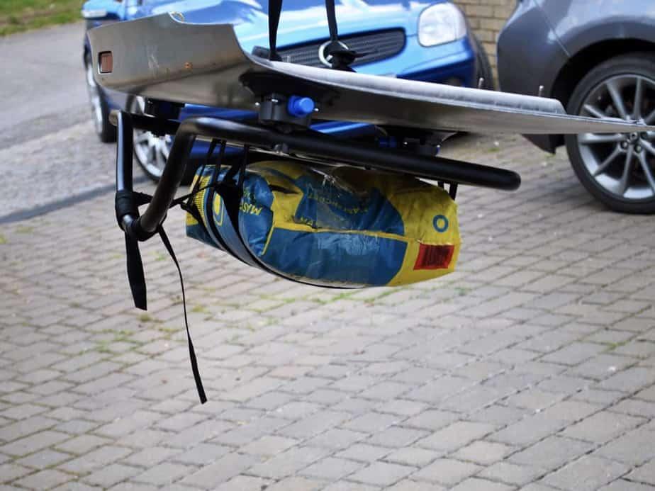 porsche boxster 718 porte bagages