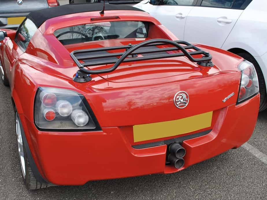 Vauxhall VX220 Luggage Rack