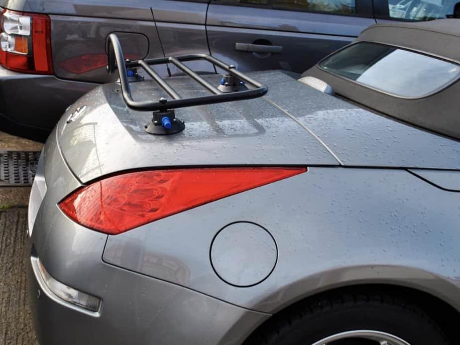 nissan 370z cabrio Gepäckträger
