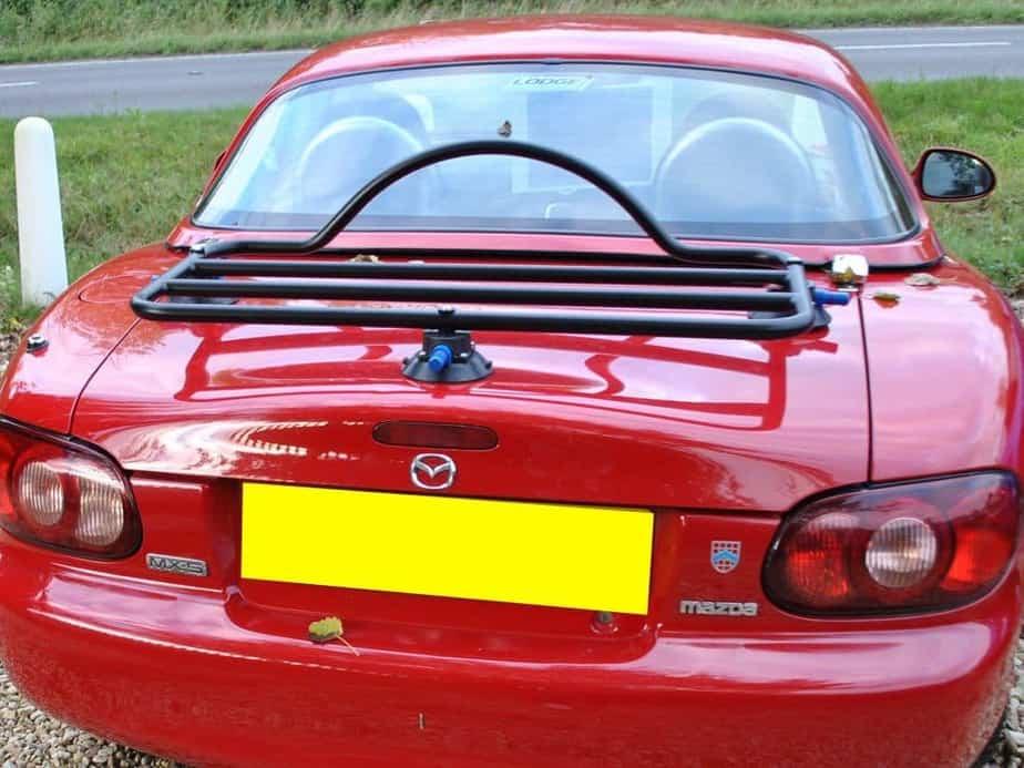 Mazda MX5 Gepäckträger nb mk2