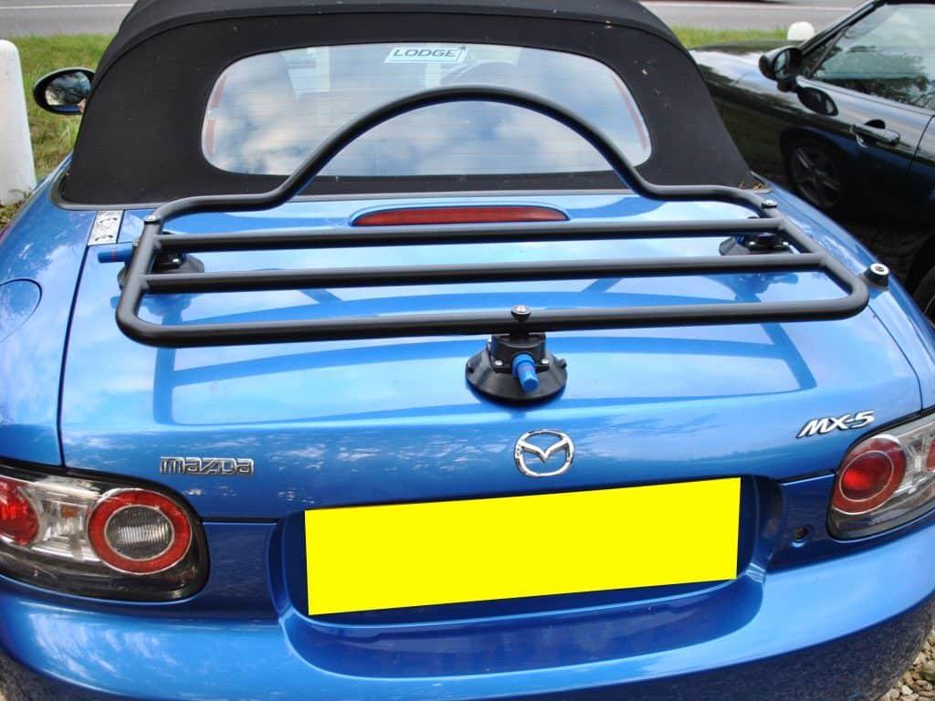 Portapacchi Mazda MX5 nc