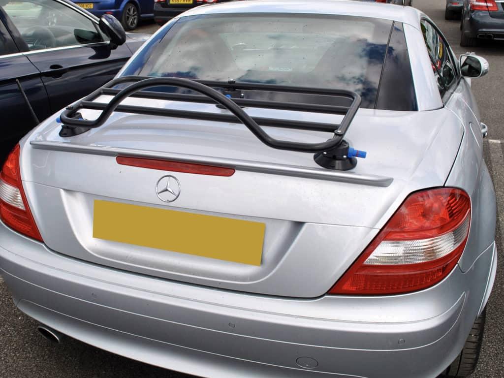 Portapacchi Mercedes Ben SLK R171
