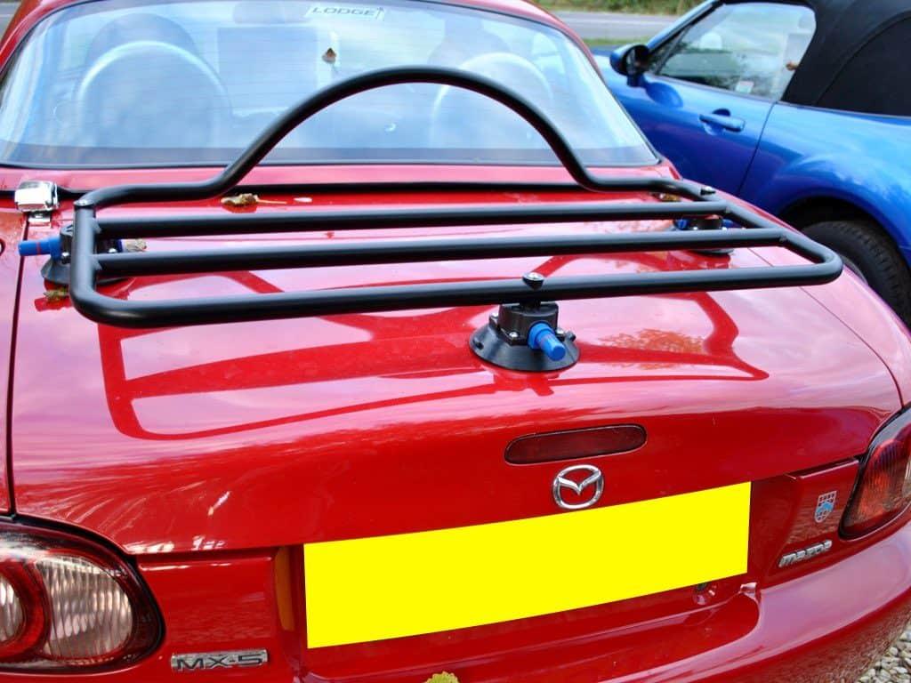 Portapacchi Mazda MX5 nb mk2