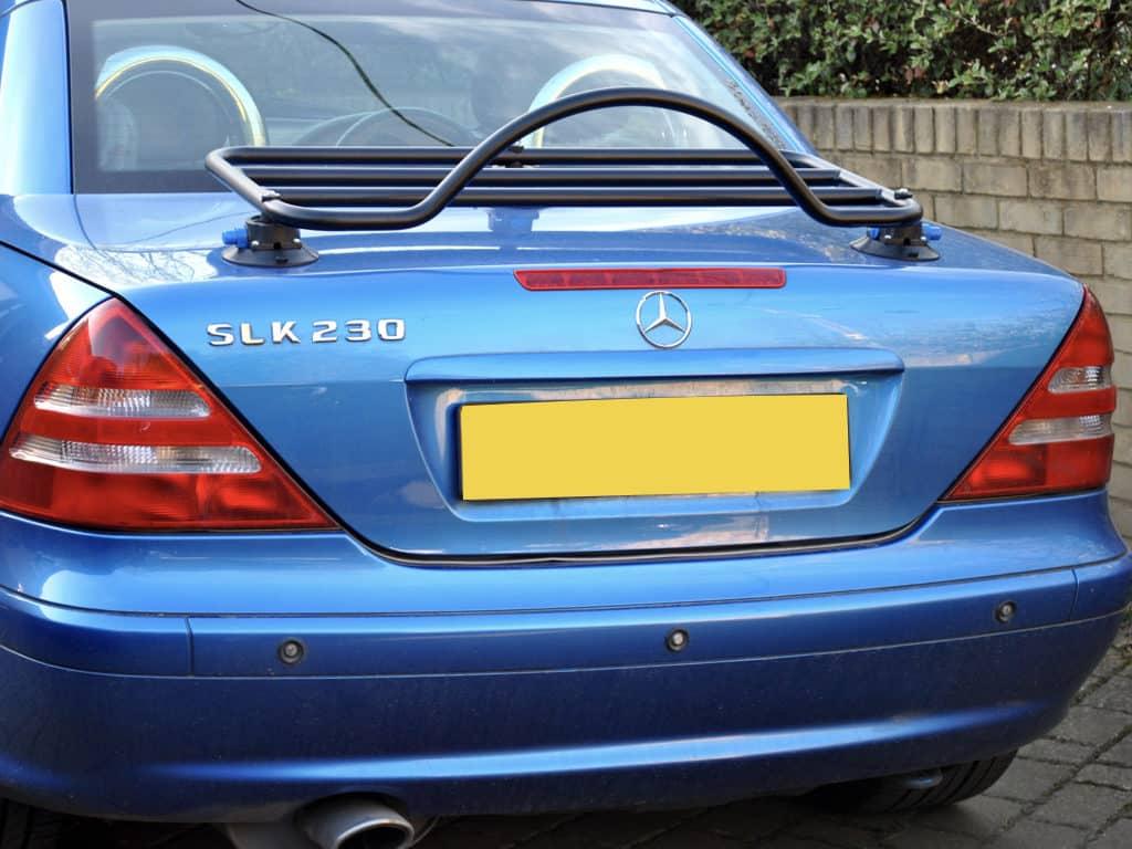 Portapacchi Cabriolet Mercedes