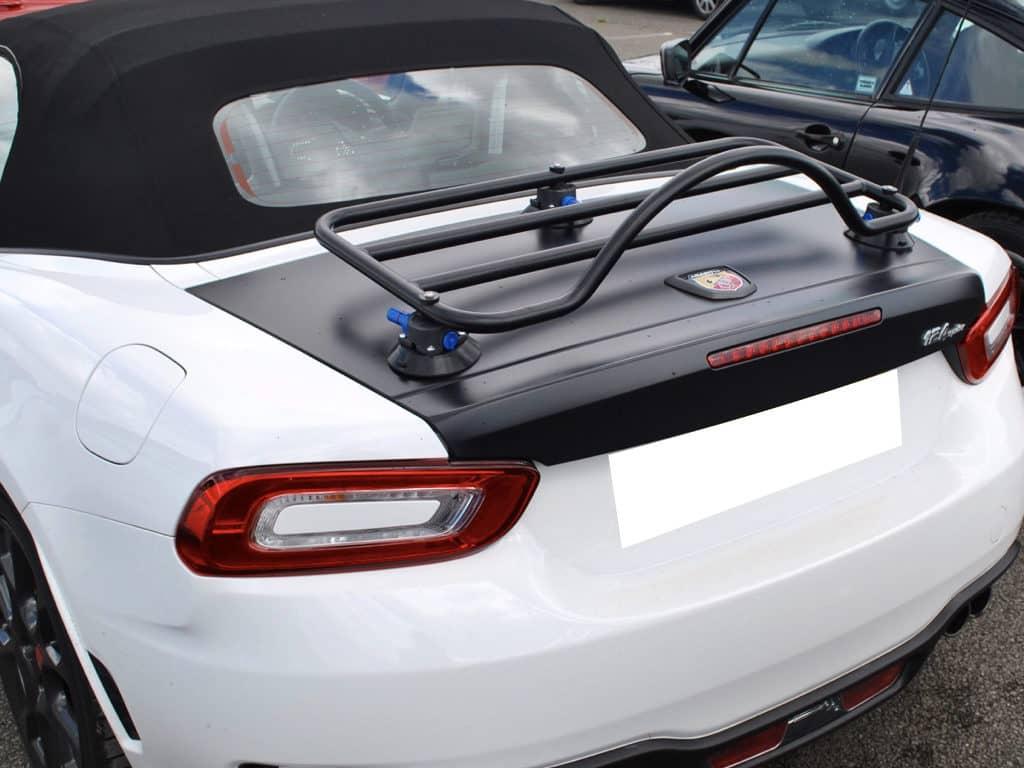 Portaequipajes Fiat 124 Spider Abarth
