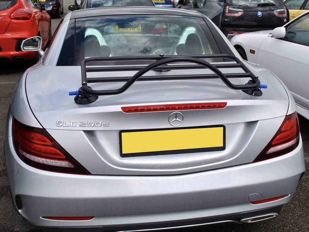 Portaequipajes Mercedes SLK
