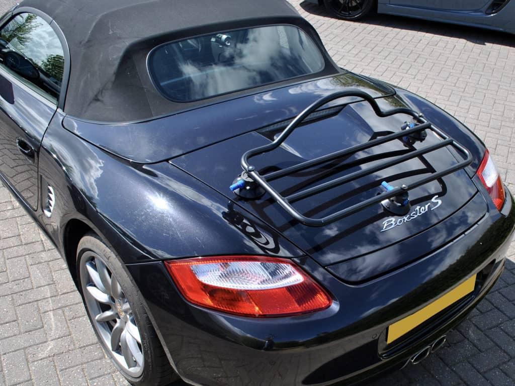Portaequipajes Porsche Boxster 987