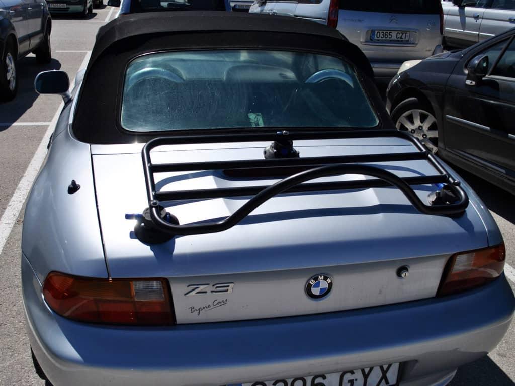 BMW Z3 PORTAEQUIPAJES