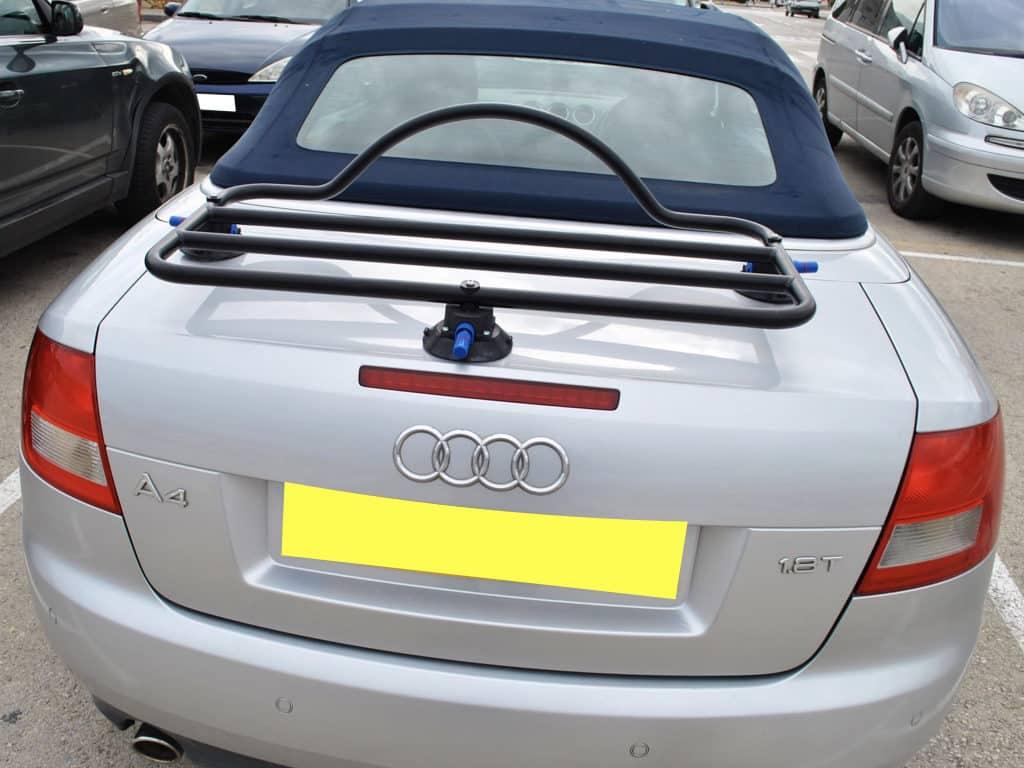 Audi A4 Cabriolet Portapacchi