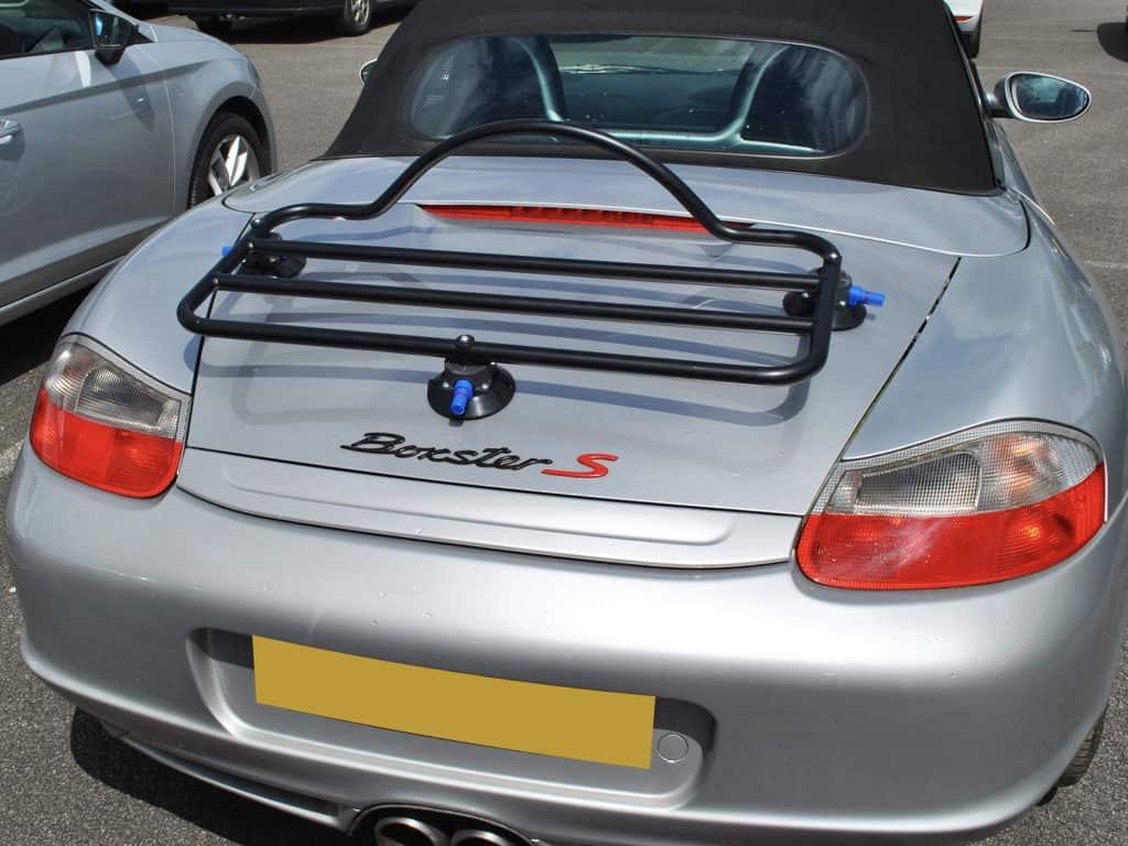Porsche boxster 986 bagagerek