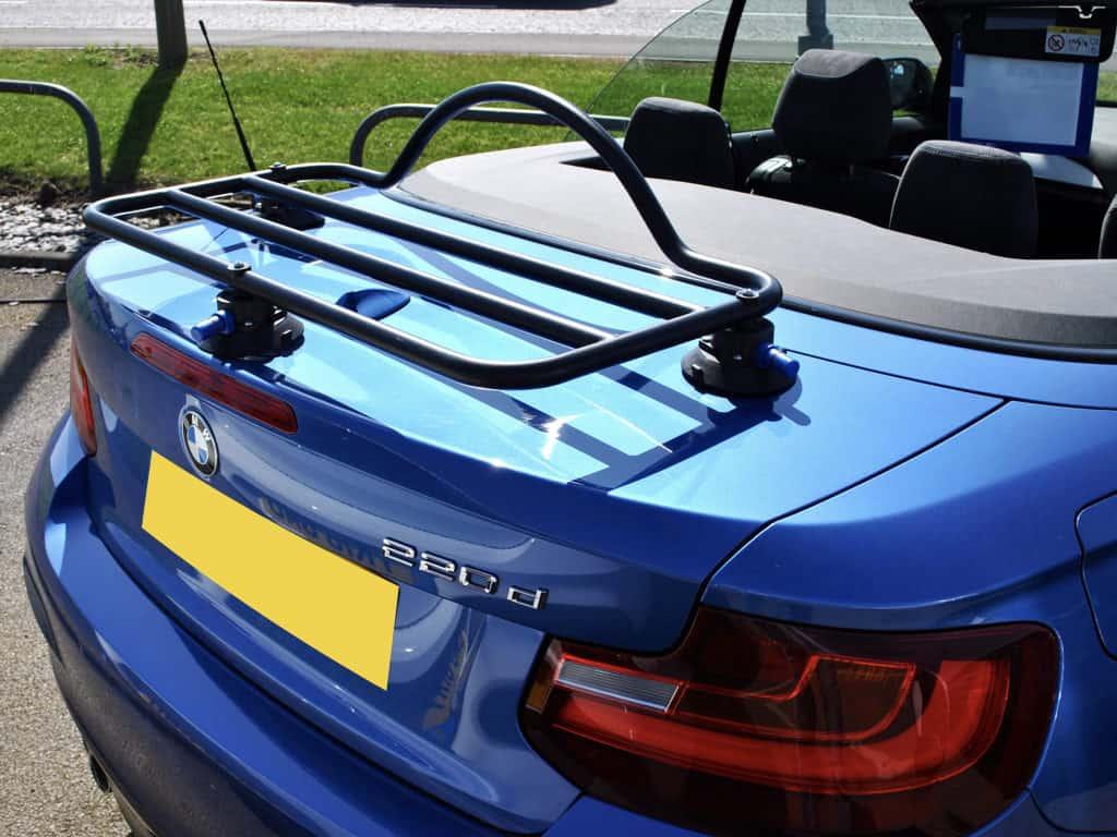 bmw cabrio bagagerek 2 serie cabrio