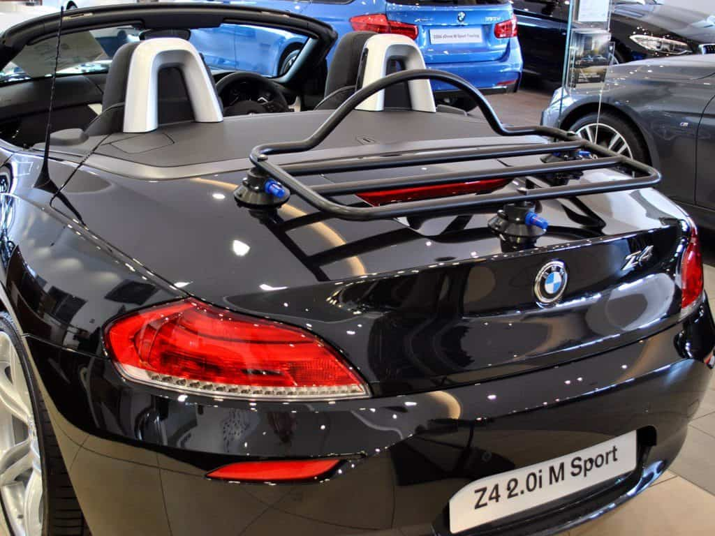 bmw z4 trunk rack