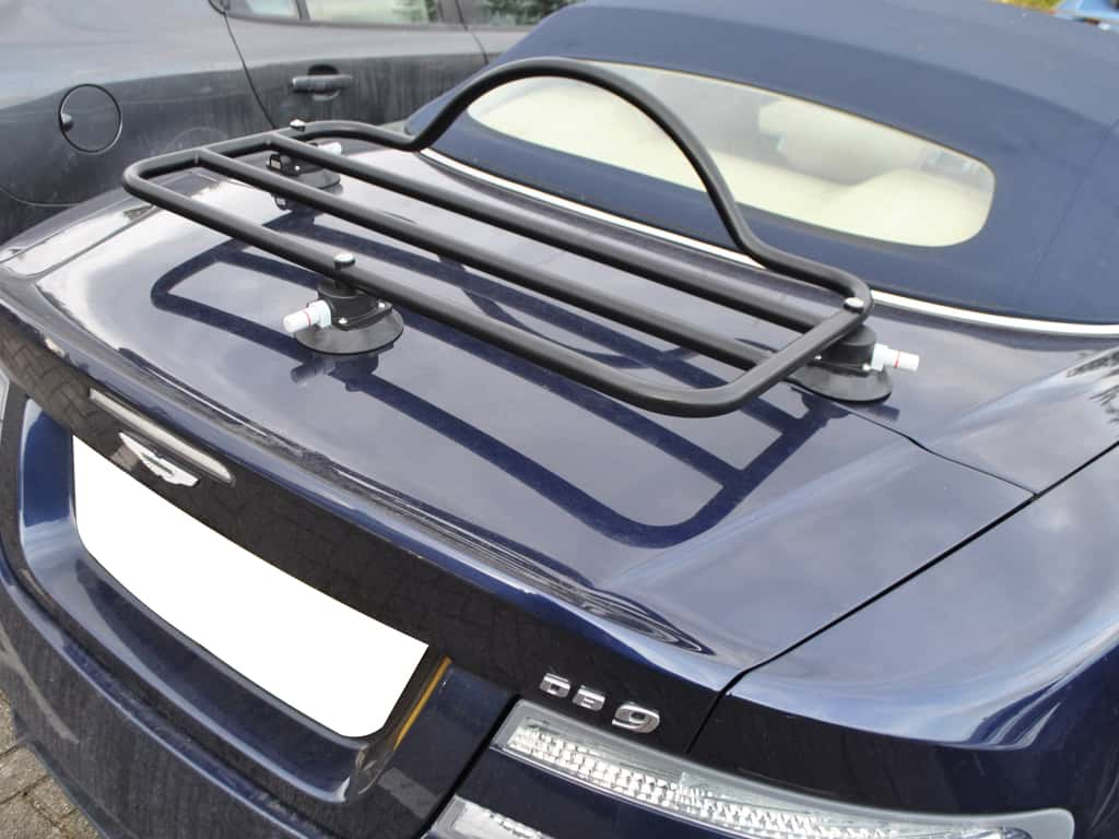 Aston Martin DB9 Volante Luggage Rack : Revo-Rack