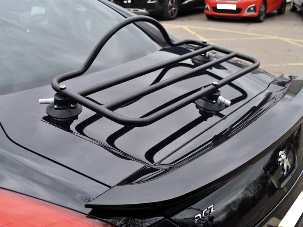 peugeot rcz luggage boot rack