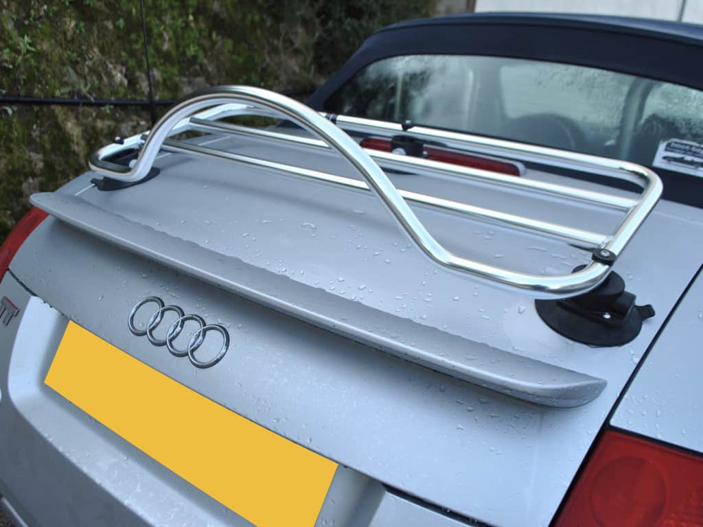 revo-rack stainless steel car luggage rack