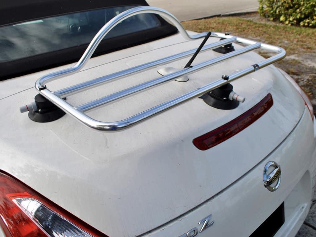 daihatsu copen stainless steel luggage rack