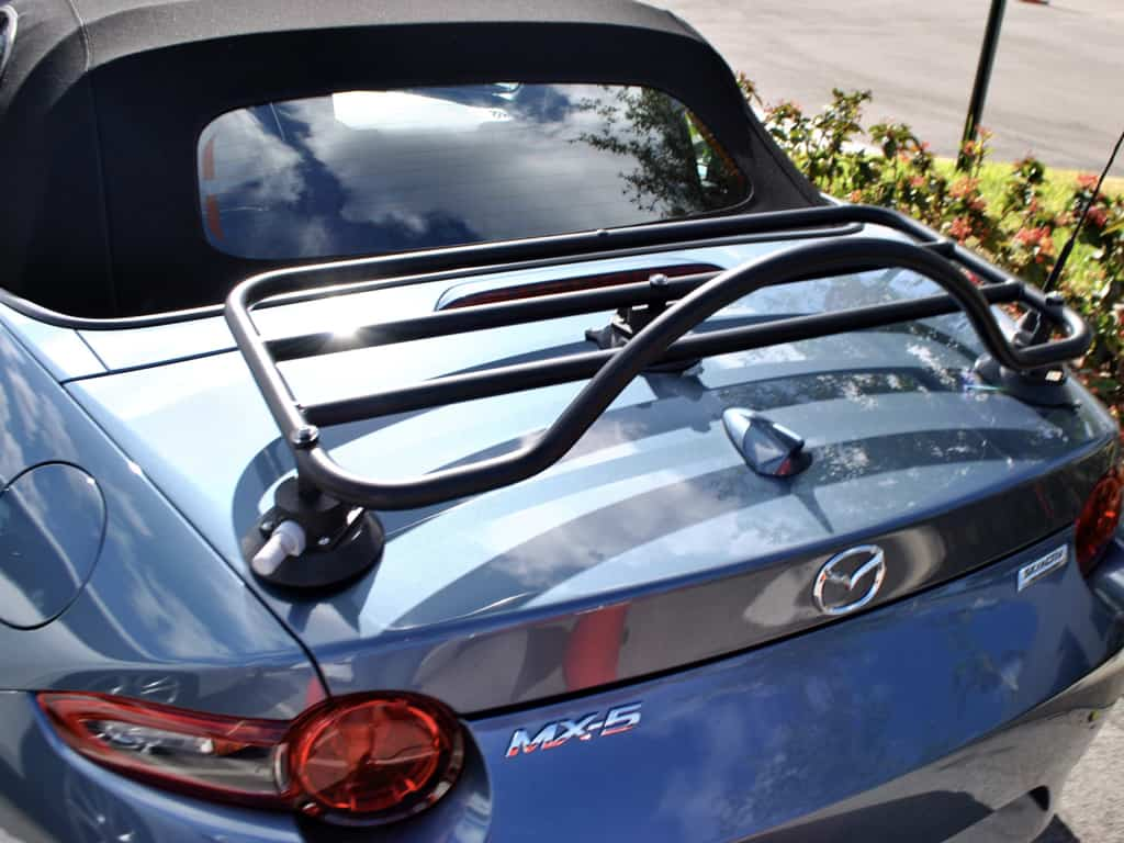 mazda miata nd luggage rack