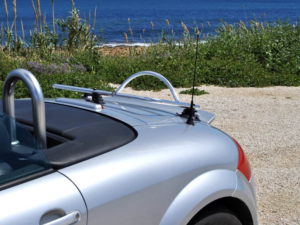 audi tt mk1 convertible boot rack