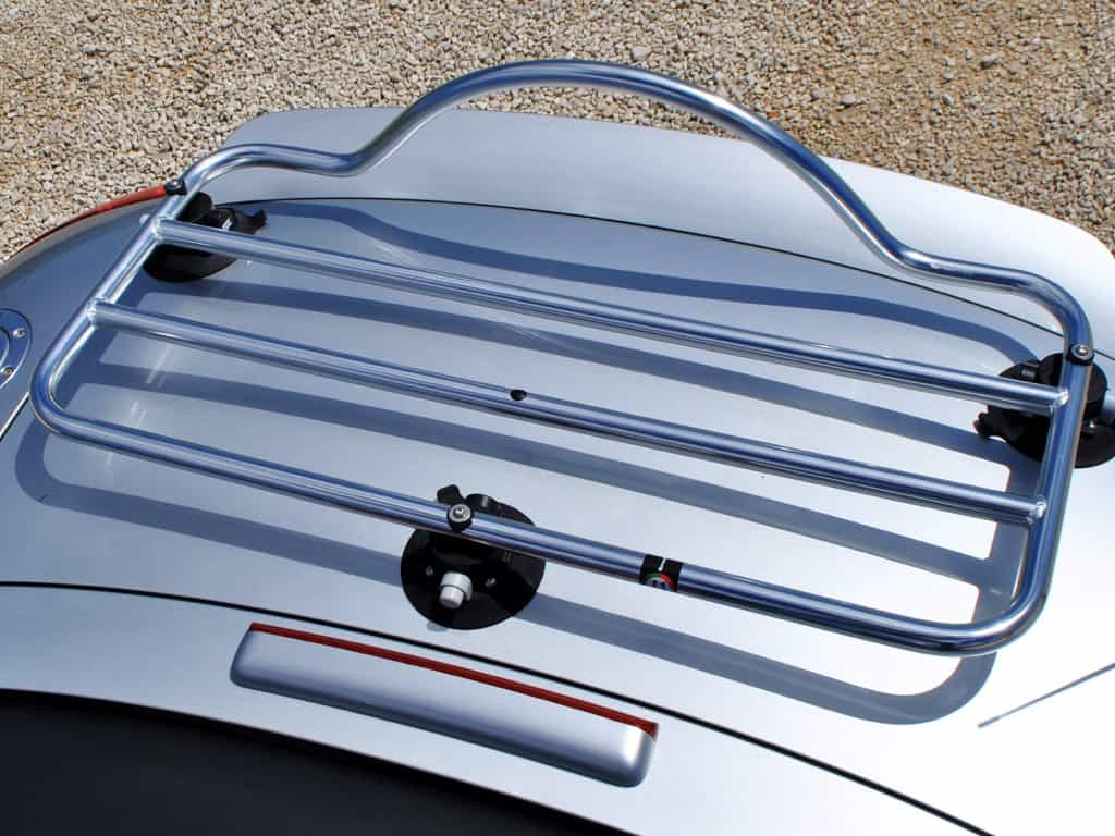 audi tt mk1 luggage rack stainless steel