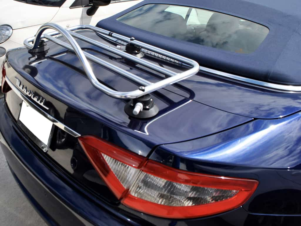 audi a5 stainless steel luggage rack