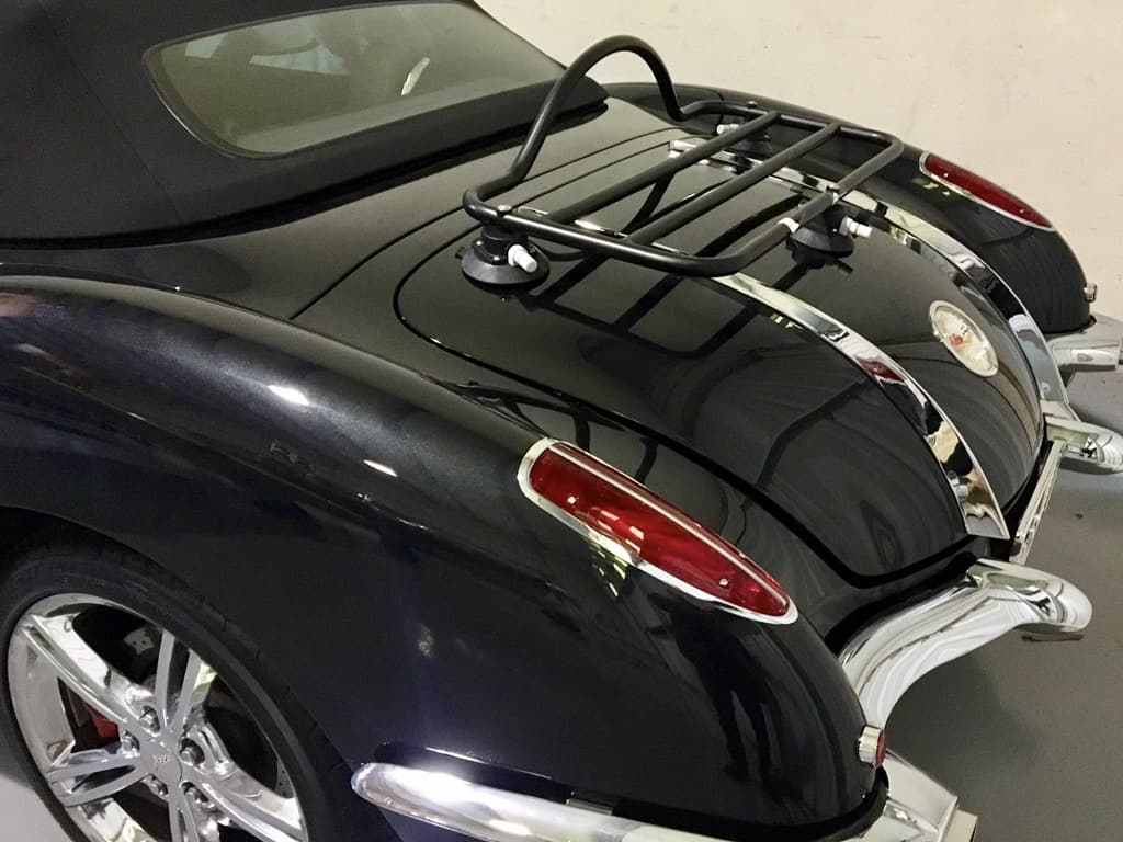 corvette convertible trunk luggage rack