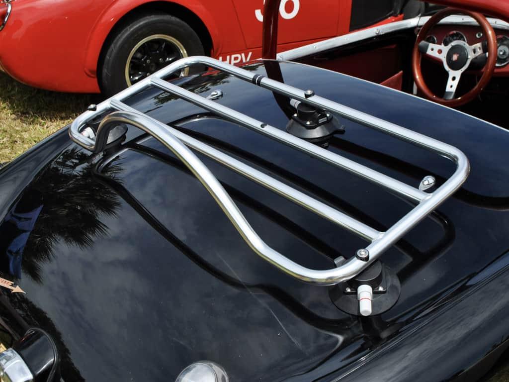 Austin Healy Frogeye Sprite Luggage Rack Revo-Rack PA