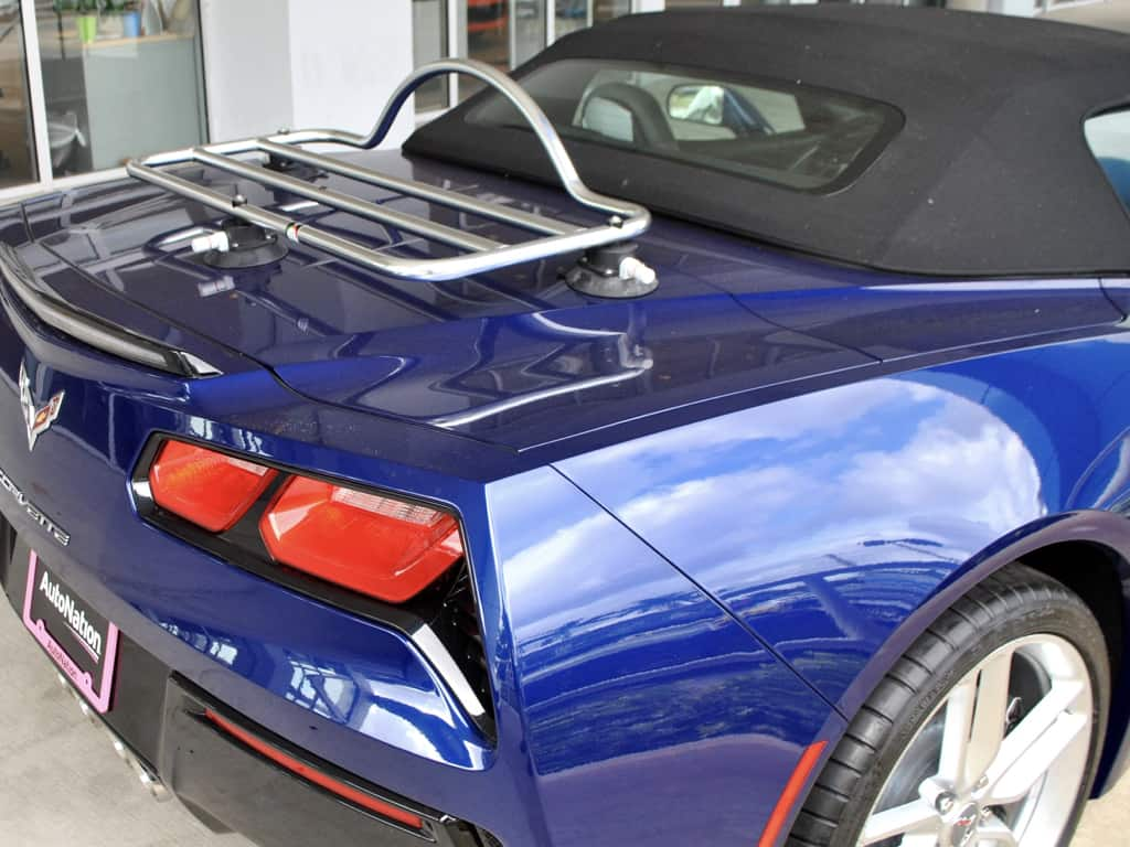 Corvette C7 Stingray Convertible Luggage Rack